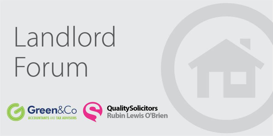 Landlord Forum Event Logo