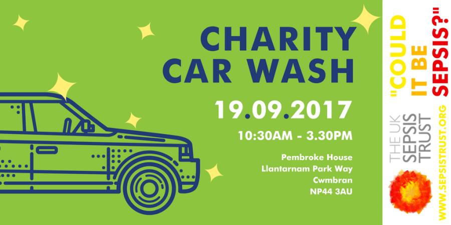 Green & Co Charity Car Wash