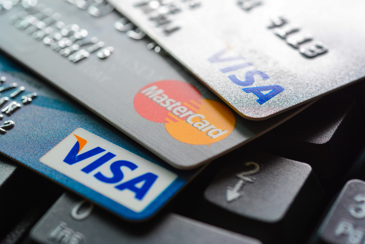 HMRC won't accept credit card payments