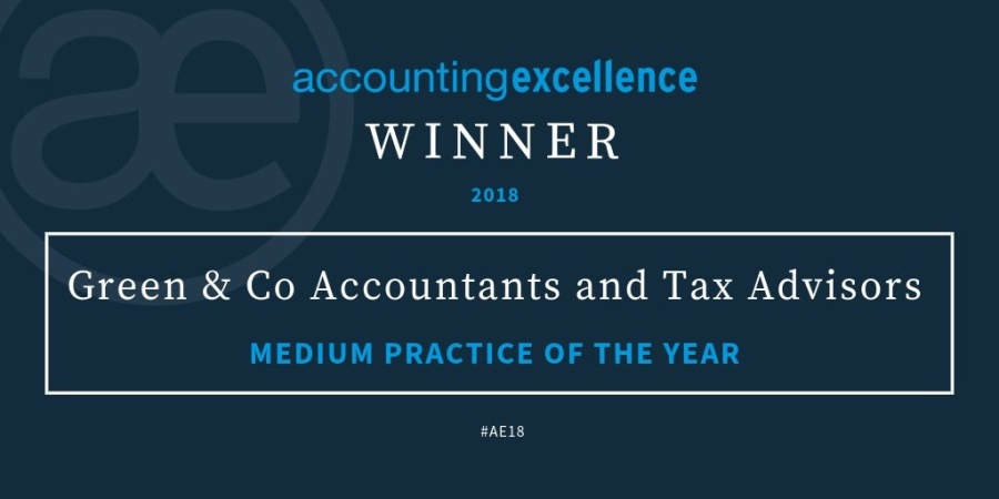 Accounting Excellence - Medium Practice of the Year