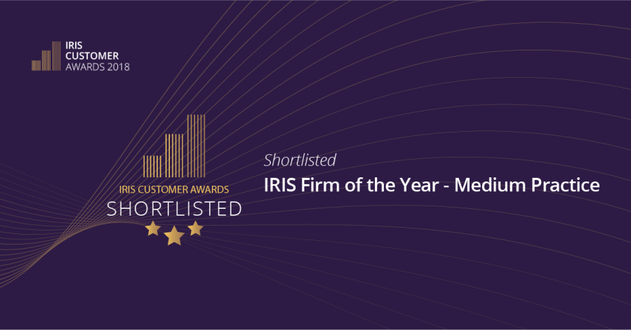 IRIS Customer Awards - Medium Practice of the Year