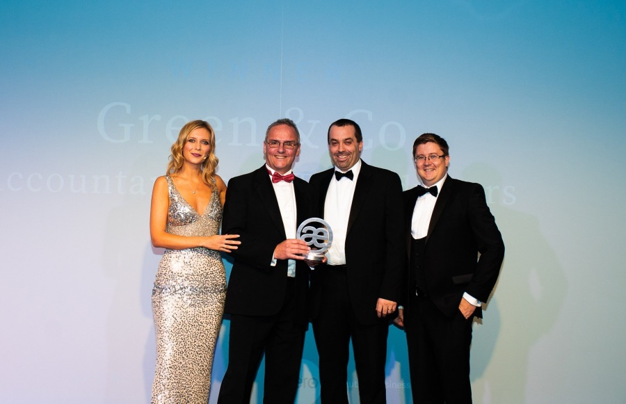 Medium Practice of the Year - Green & Co Accountants and Tax Advisors