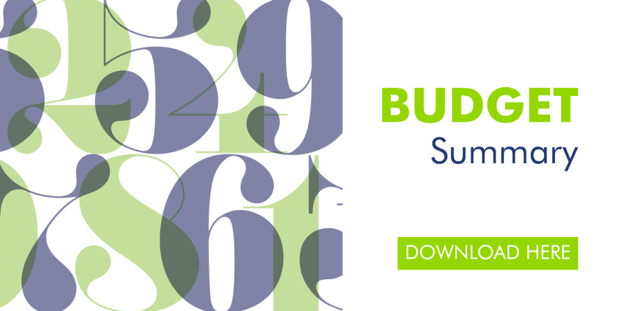 Green & Co Accountants and Tax Advisors - Budget Summary 2018
