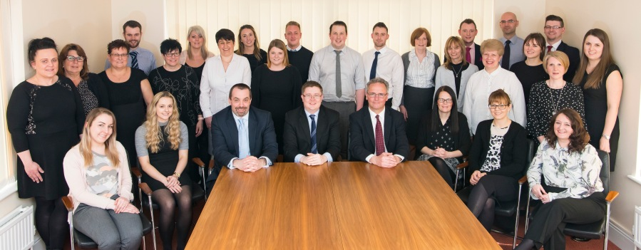 Green & Co Accountants and Tax Advisors Team