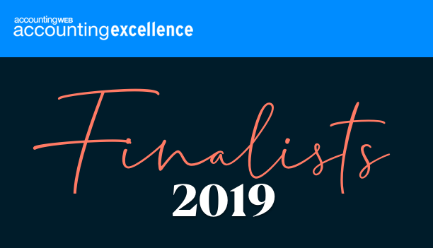 Accounting Excellence Finalist 2019