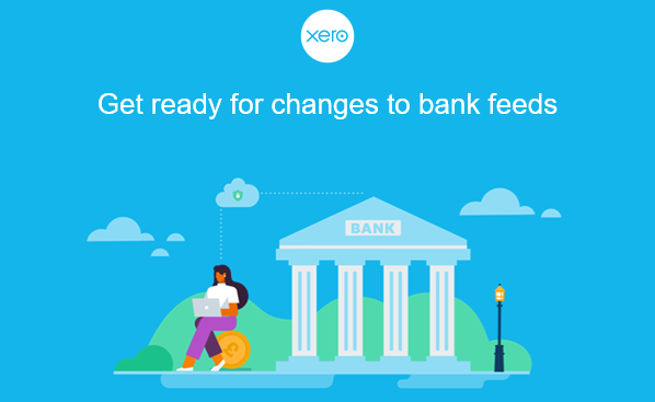Bank Feed changes - Xero