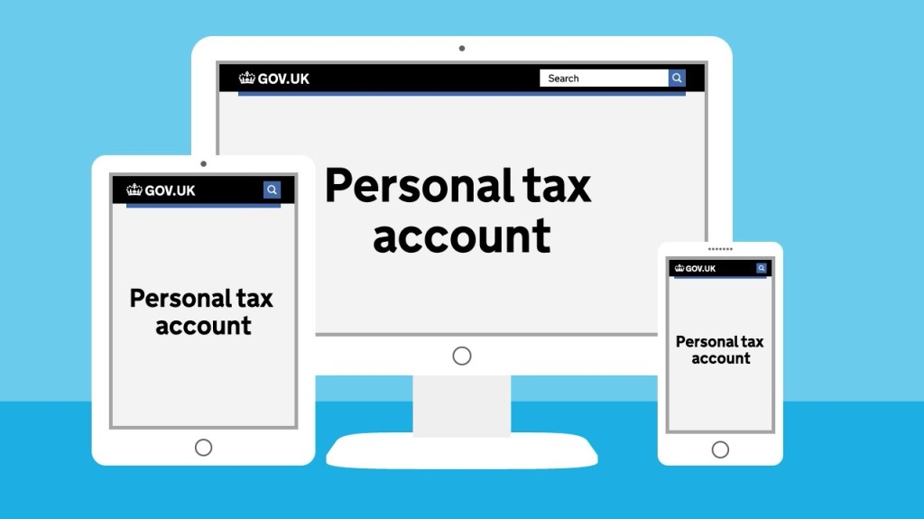 How to Set up a Personal Tax Account